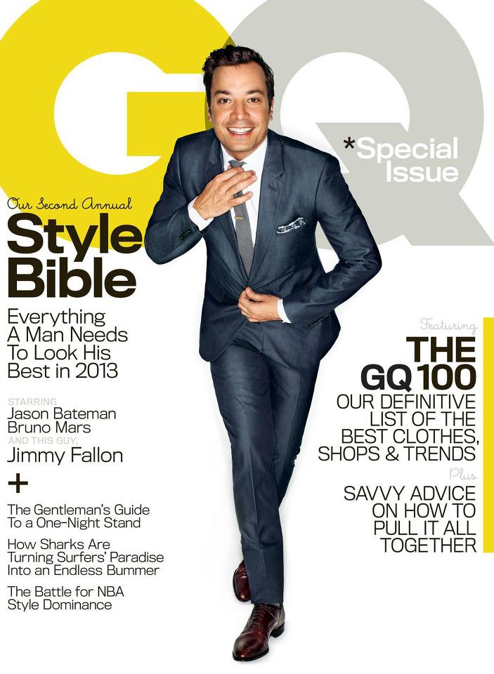 Jimmy Fallon Gq