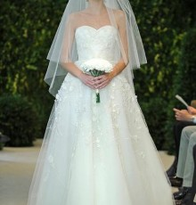 Carolina Herrera Wedding Dresses 2014