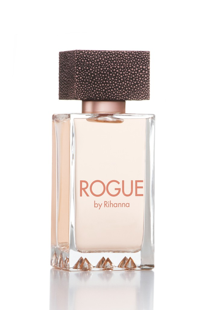 rihanna introduces her new 2013 rogue fragrance gossip
