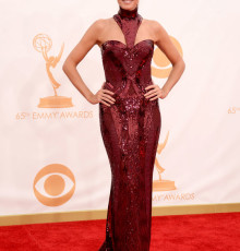 Heidi Klum Emmy Awards 2013