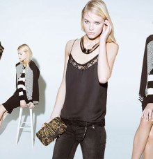2013 Stradivarius Lookbook