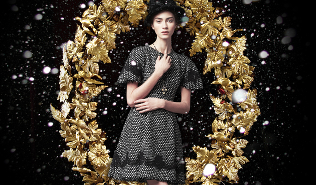 Dolce-Gabbana-Holiday-2013-Campaign-2