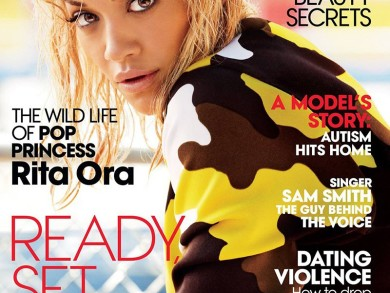 rita ora teen vogue